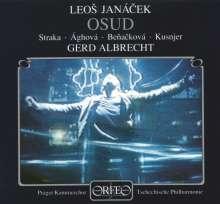 "Leos Janacek (1854-1928): Osud (""Das Schicksal""), CD"