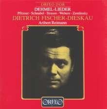 Dietrich Fischer-Dieskau singt Dehmel-Lieder, CD