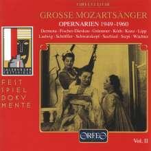 Große Mozartsänger Vol.2, CD