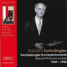 Wilhelm Furtwängler - Salzburger Festspiele 1949-1954, 8 CDs