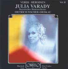 Julia Varady singt Verdi-Heroinen Vol.2, CD