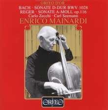 Enrico Mainardi spielt Cellosonaten, CD