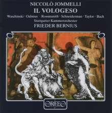 Niccolo Jommelli (1714-1774): Il Vologeso, 3 CDs