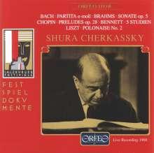 Shura Cherkassky - Live in Salzburg, 2 CDs