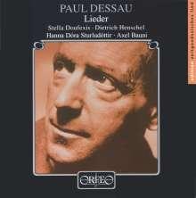 Paul Dessau (1894-1979): Lieder, CD