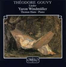 Louis Theodore Gouvy (1819-1898): Lieder, CD