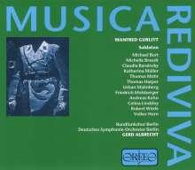 Manfred Gurlitt (1890-1972): Soldaten, 2 CDs
