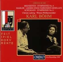 Karl Böhm dirigiert die Wiener Philharmoniker, CD