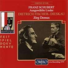 Dietrich Fischer-Dieskau singt Schubert-Lieder, CD