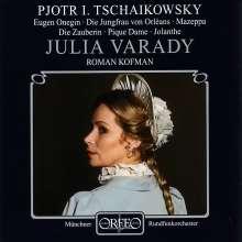 Julia Varady singt Tschaikowsky, CD
