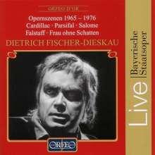 Dietrich Fischer-Dieskau - Opernszenen 1965-1976, CD