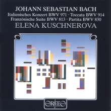 Johann Sebastian Bach (1685-1750): Partita BWV 830, CD