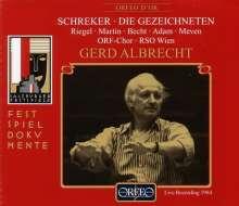 Franz Schreker (1878-1934): Die Gezeichneten, 2 CDs