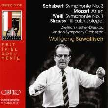 Wolfgang Sawallisch dirigiert, CD