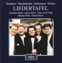 Christian Elsner,James Taylor,Franz-Josef Selig,Michael Volle - Liedertafel, CD