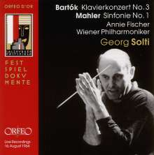 Sir Georg Solti - Salzburger Festspiele 1964, CD
