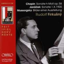 Rudolf Firkusny - Salzburger Festspiele, CD