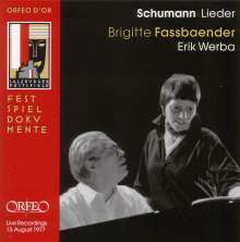 Robert Schumann (1810-1856): Frauenliebe & Leben op.42, CD