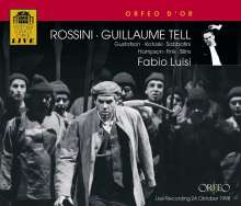 Gioacchino Rossini (1792-1868): Wilhelm Tell, 3 CDs