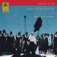 Giuseppe Verdi (1813-1901): Don Carlos, 4 CDs