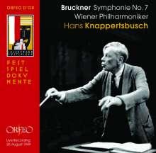 Anton Bruckner (1824-1896): Symphonie Nr.7, CD