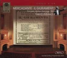 Saverio Mercadante (1795-1870): Il Giuramento, 2 CDs