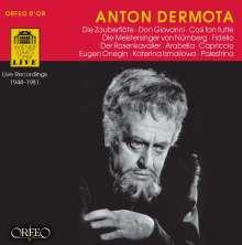 Anton Dermota singt Arien, 2 CDs