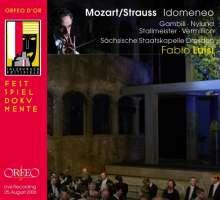Wolfgang Amadeus Mozart (1756-1791): Idomeneo (in der Bearbeitung von Richard Strauss), 2 CDs
