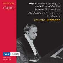 Eduard Erdmann, Klavier, 2 CDs