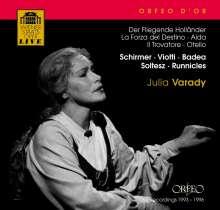 Julia Varady singt Arien, CD