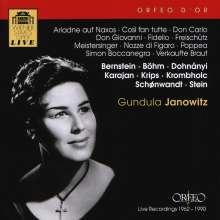 Gundula Janowitz singt Arien, CD