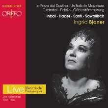 Ingrid Bjoner singt Arien, CD