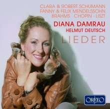 Diana Damrau singt Lieder, CD