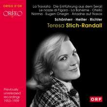Teresa Stich-Randall - Previously unreleased recordings, CD