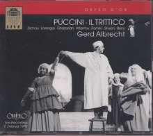 Giacomo Puccini (1858-1924): Il Trittico, 3 CDs