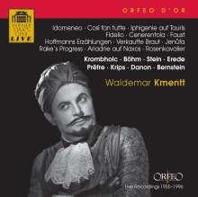 Waldemar Kmentt singt Arien, CD