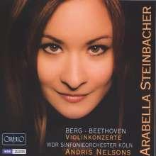 Arabella Steinbacher spielt Violinkonzerte, CD