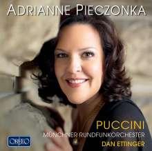 Adrianne Pieczonka singt Puccini, CD