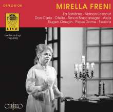 Mirella Freni singt Arien, 2 CDs