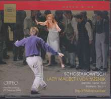 Dmitri Schostakowitsch (1906-1975): Lady Macbeth von Mtsensk, 2 CDs