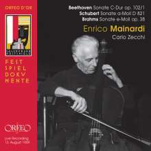 Enrico Mainardi, CD