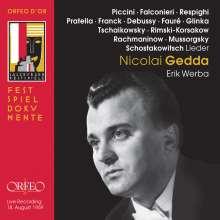 Nicolai Gedda, CD