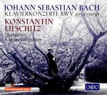 Johann Sebastian Bach (1685-1750): Klavierkonzerte BWV 1052-1058, 2 CDs