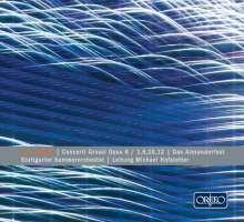 Georg Friedrich Händel (1685-1759): Concerti grossi op.6 Nr.1,6,10,12, CD