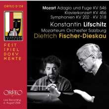 Wolfgang Amadeus Mozart (1756-1791): Symphonien Nr.28 & 32, CD