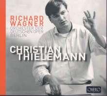 Richard Wagner (1813-1883): Orchesterstücke, 2 CDs