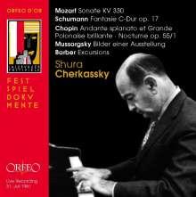 Shura Cherkassky, Klavier, 2 CDs