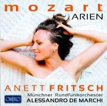 Wolfgang Amadeus Mozart (1756-1791): Arien, CD