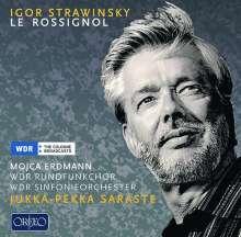 Igor Strawinsky (1882-1971): Le Rossignol, CD