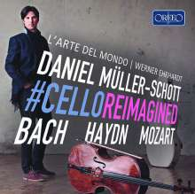 Daniel Müller-Schott - Cello Reimagined, CD